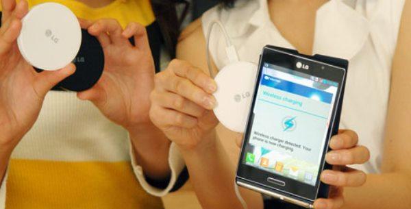 LG stellt weltweit kleinstes NFC Ladegeraet mit Qi-Standard vor