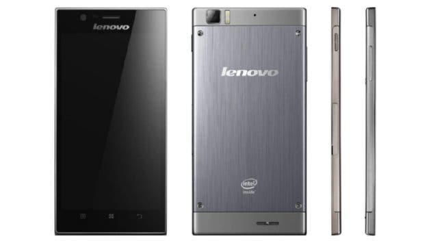 MWC: Lenovo IdeaPhone K900 mit Intel Atom Z2580 Dual-Core & 5,5inch Full-HD-Display im Hands-on Video