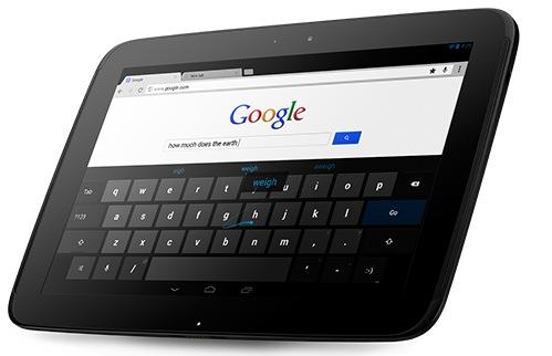 Google könnte 2013 5 Milliarden Dollar mit Werbung auf Tablets verdienen