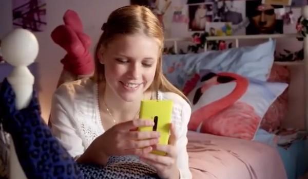 Nokia: Mysteriöses Lumia Smartphone in Werbung aufgetaucht