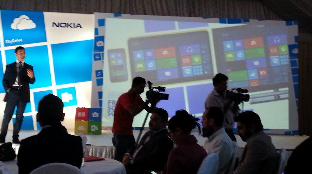 Nokia Tablet taucht auf Launch Event auf