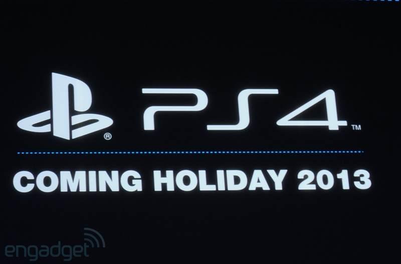 PS4 05 Sony PlayStation 4 für Weihnachten 2013 angekündigt