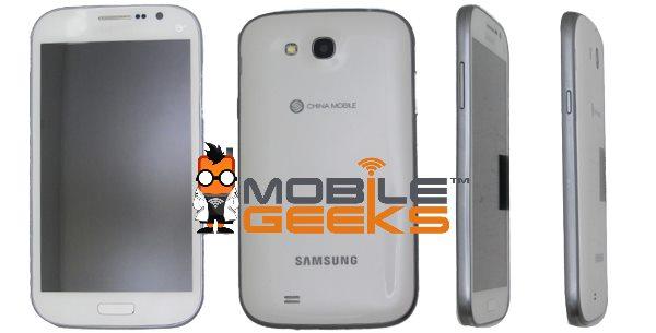 Samsung GT-I9128V: guenstiges 5-inch Smartphone taucht in China auf