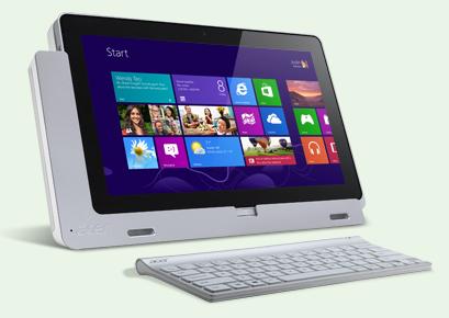 Erfahrungsbericht: Acer Iconia W700