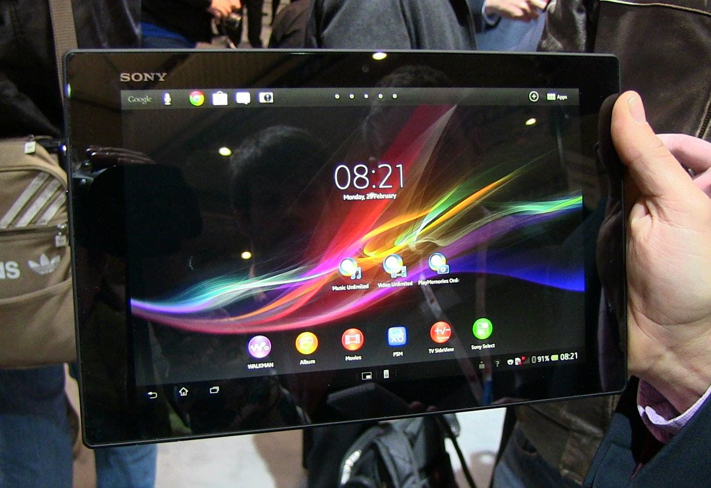 Neues Sony Xperia Tablet mit Snapdragon 800 High-End Quad-Core zur IFA 2013?