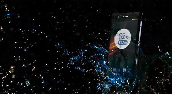 Sony Frankreich missbraucht Xperia Z fuer Demo-Video Tortur