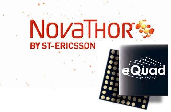 ST-Ericsson kündigt Nova Thor 3GHz Quad Core mit LTE an