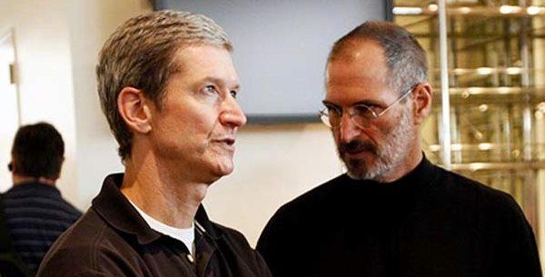 Tim Cook wollte Samsung nicht verklagen – Jobs ueberstimmte ihn