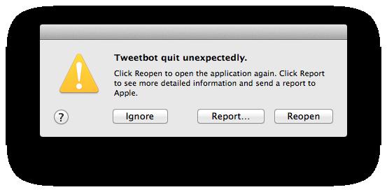 """Die 8 Zeichen """"File:///"""" lassen Mac OS Programme abstuerzen"""