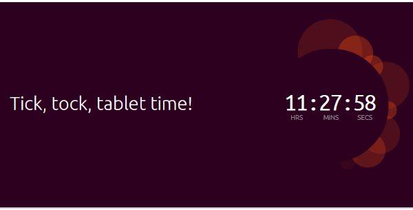 Ubuntu Tablet Ubuntu Tablet   Vorstellung heute Nachmittag um 17 Uhr?!