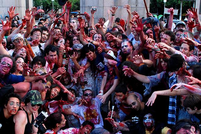 Gehackte US-Sender berichten über Zombie-Angriff