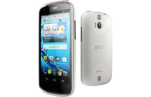 Acer stellt Android Smartphones Liquid E1 und Z2 offiziell vor