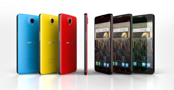 alcatel one touch idol x 2 MWC: Alcatel One Touch Idol X mit 5inch Full HD Display & Quad Core CPU vorgestellt