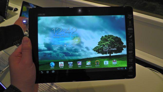 MWC: ASUS MeMO Pad Smart 10-inch Tablet für 299 Euro im Kurztest