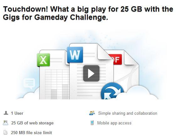 box: 25 GB kostenlos für Neukunden