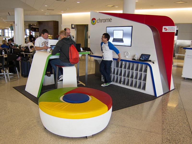 Dementi: Keine Google Stores in Sicht, sagt Andy Rubin