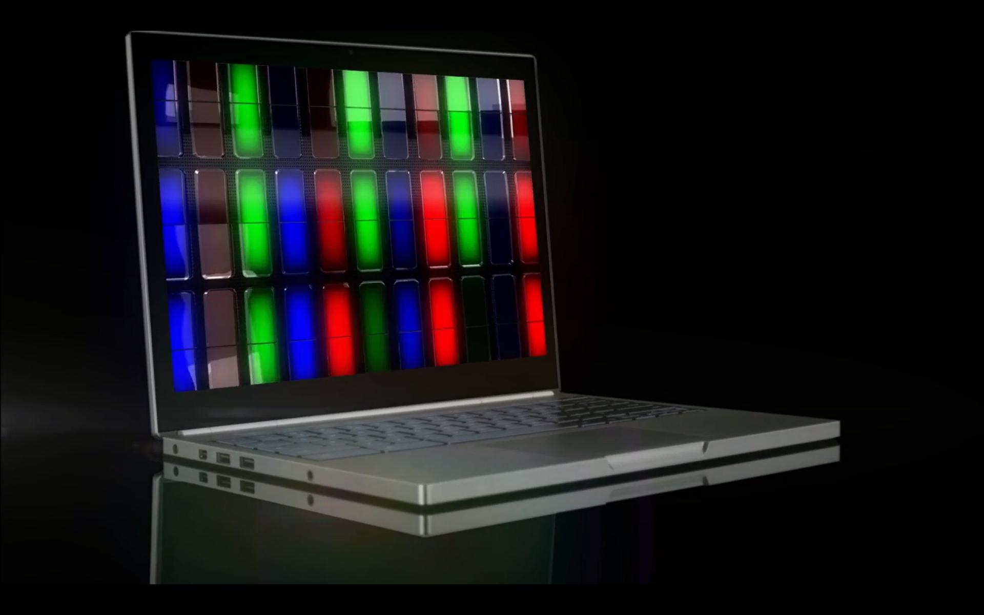Chromebook Pixel mit 2560×1700 Touchscreen in Arbeit?