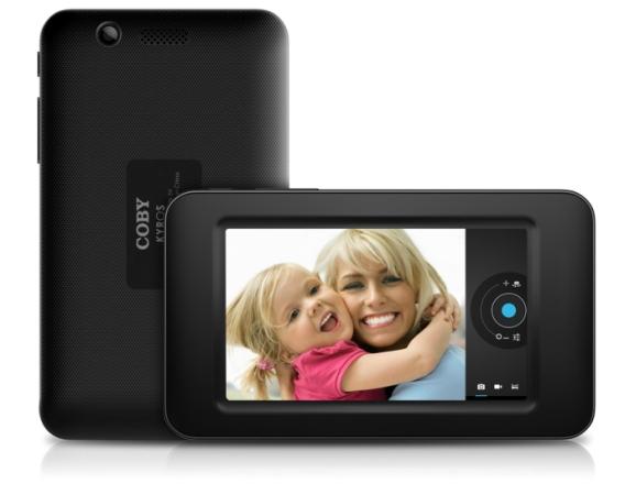 "Coby bringt ""Mini-Tablet"" mit 4.3-inch Display für $81"