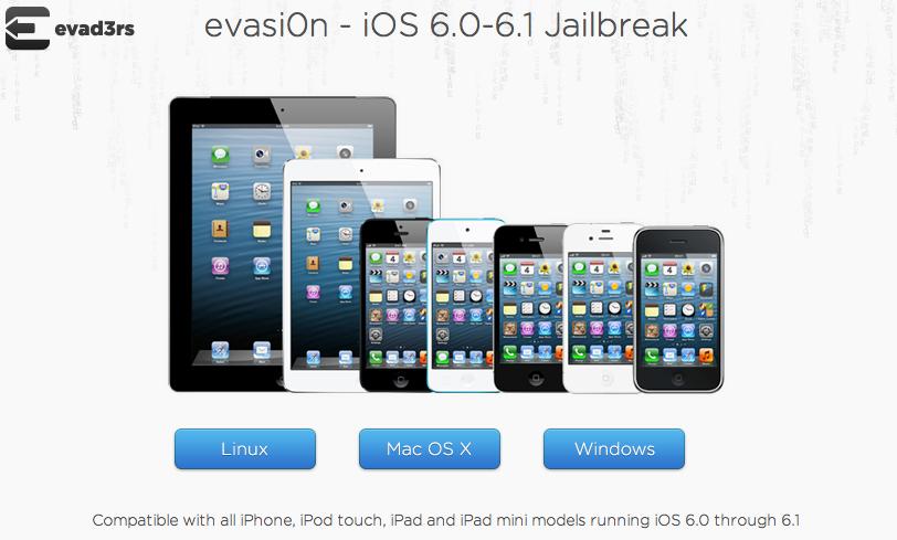 iOS Jailbreak Update – Evasi0n 1.2 steht zum Download bereit