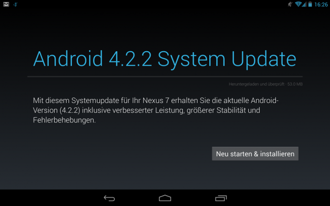 Video: Neuerungen in Android 4.2.2 im Überblick