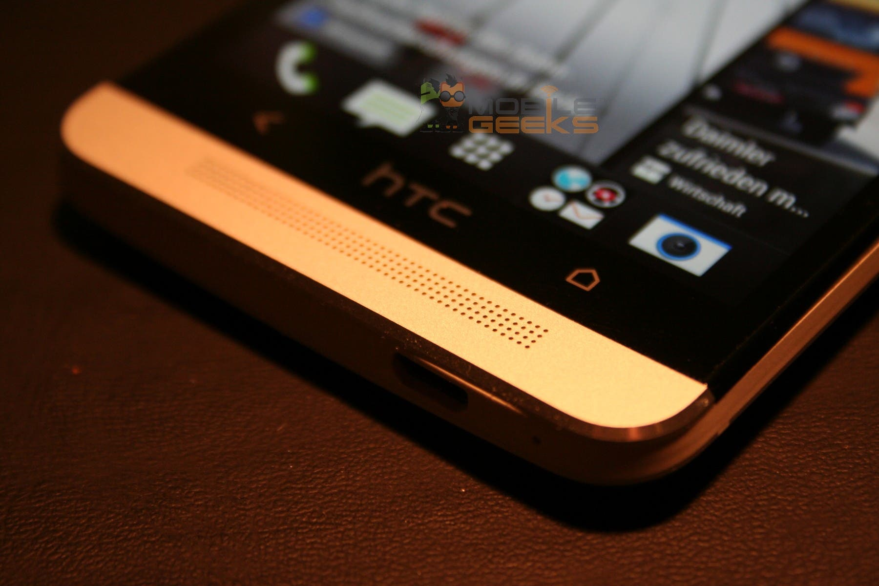 htc one 10 HTC One (M7) Hands On und alle Daten [Video]