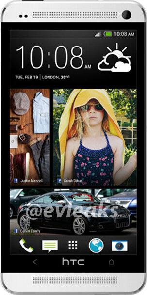 HTC One 2013: Foto geleakt – Sind das HTC M7 & das HTC One identisch?