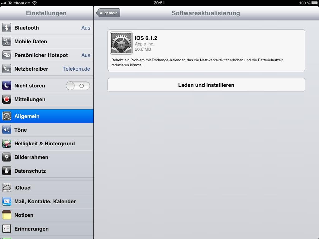 Apple veröffentlicht iOS 6.1.2 – Jailbreak evasi0n jetzt in Version 1.4