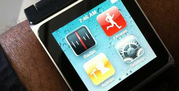 Apple arbeitet an iOS Smartwatch mit gebogenem Glas