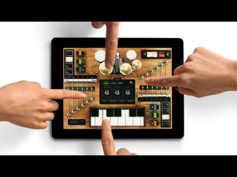 Neue iPad Spots Alive und Together