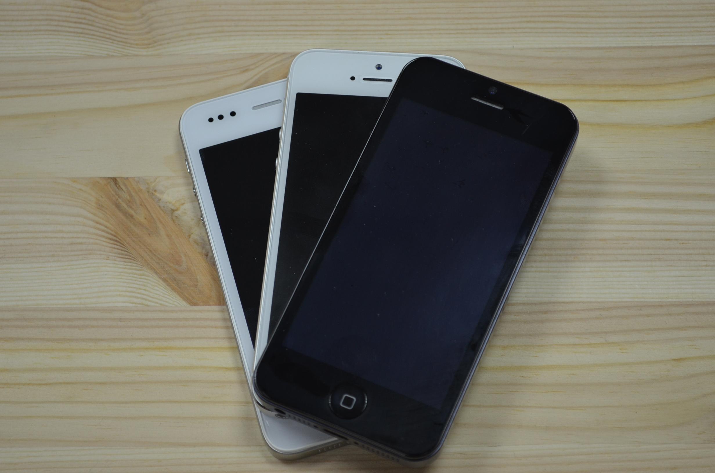 iPhone 5 Klone – Finde das Original
