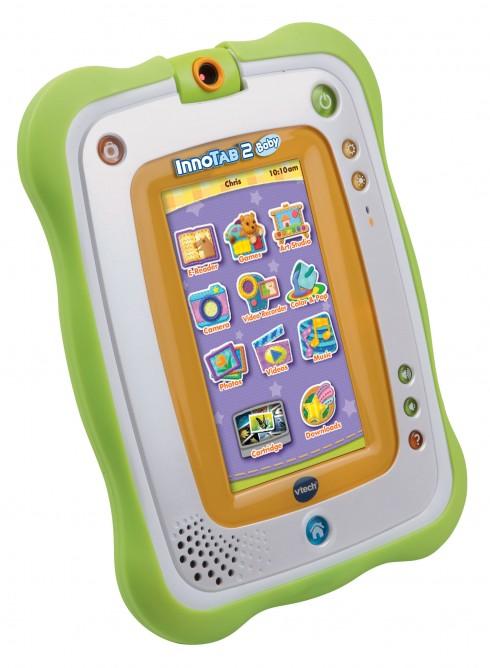 VTech bietet Baby-freundliches Tablet InnoTab 2 Baby an