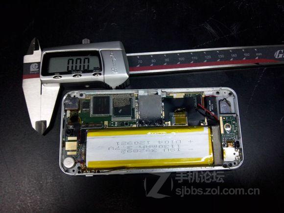 Fabrikfotos sollen iPhone 5S zeigen – Mini-Akku sorgt für Zweifel