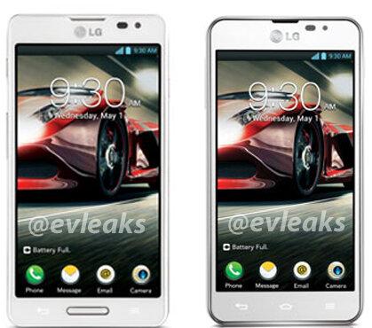 LG Optimus F5 und LG Optimus F7 geleakt – Erstes Foto