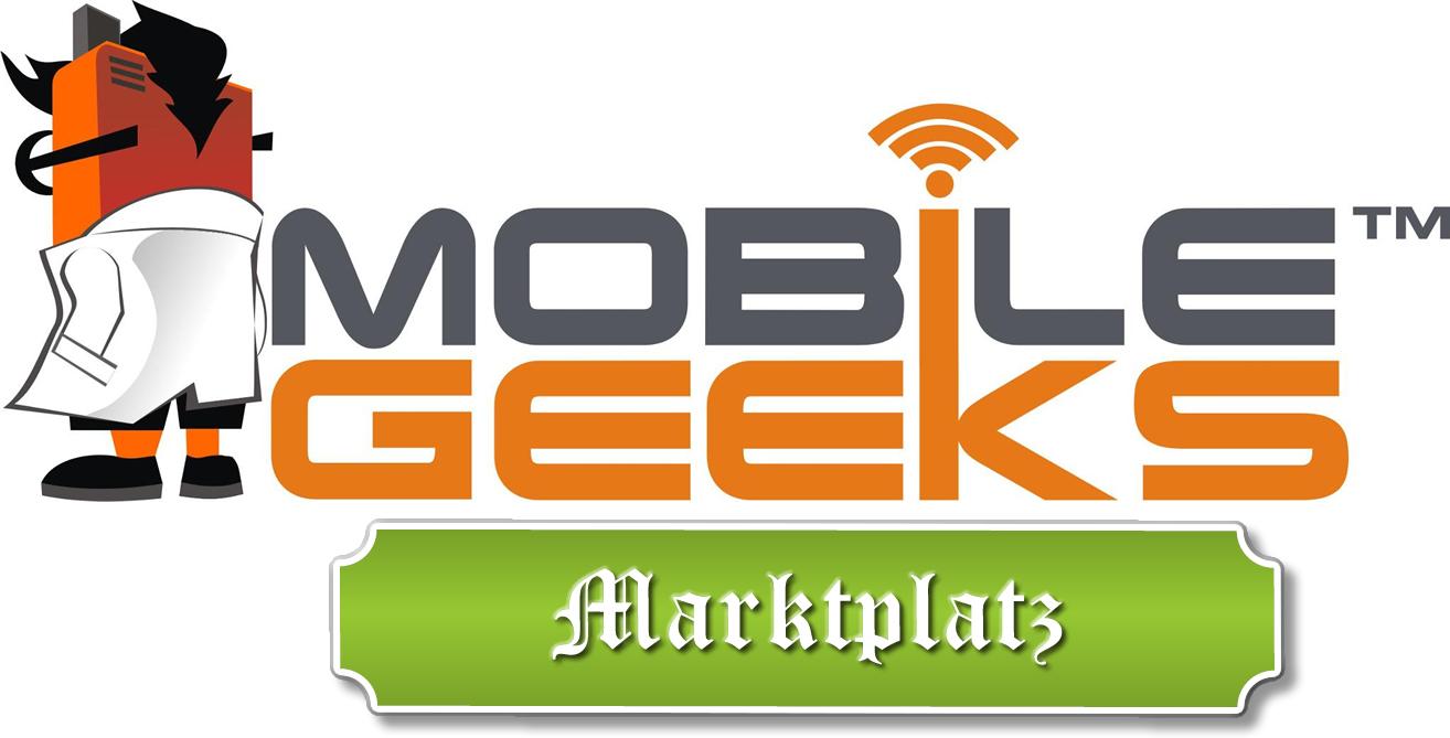 Ihr wollt was verkaufen oder kaufen? Besucht den Mobile Geeks Marktplatz!