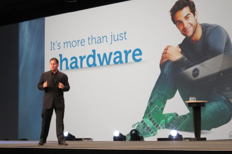 Dell kauft sich frei für 24,4 Mrd. Dollar – Abschied von der Börse mit Hilfe von Microsoft