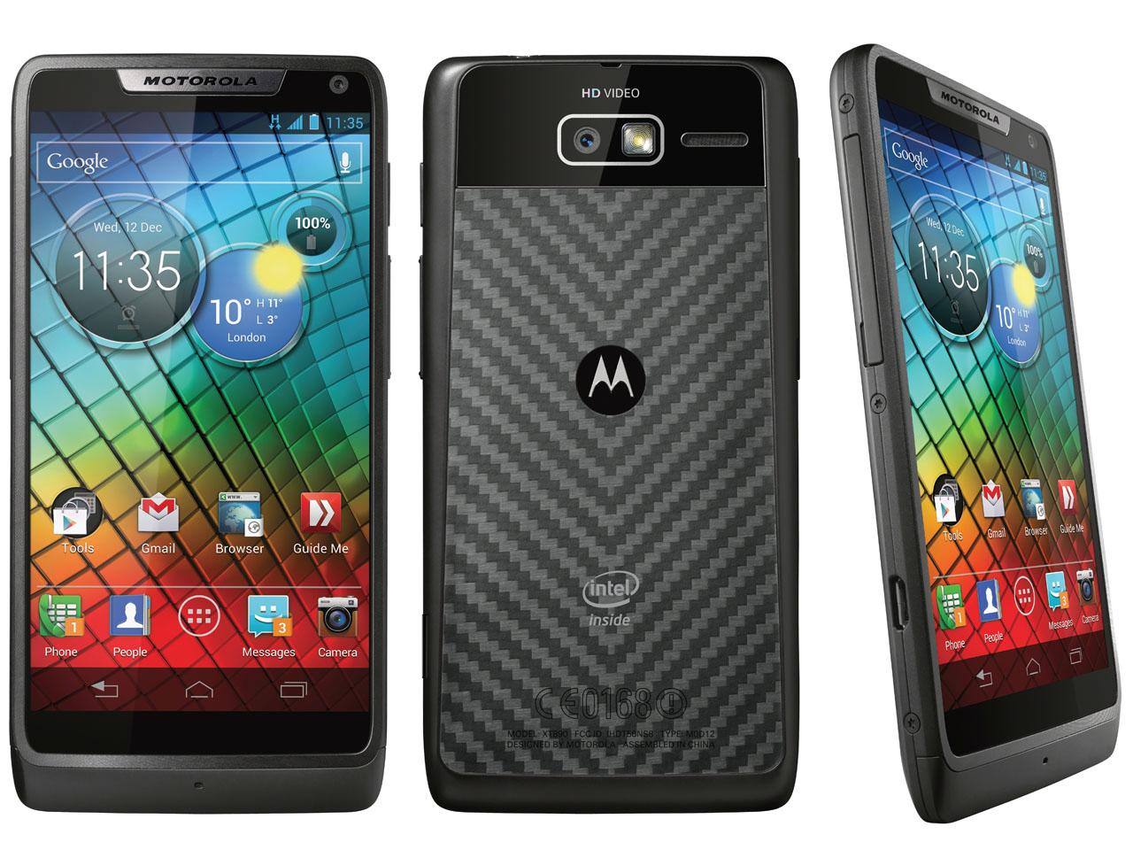 Smartphone Razr i Motorola