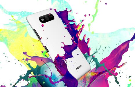 Nokia Lumia 820 – Limitierte Design-Shells von Wettbewerbsgewinnern
