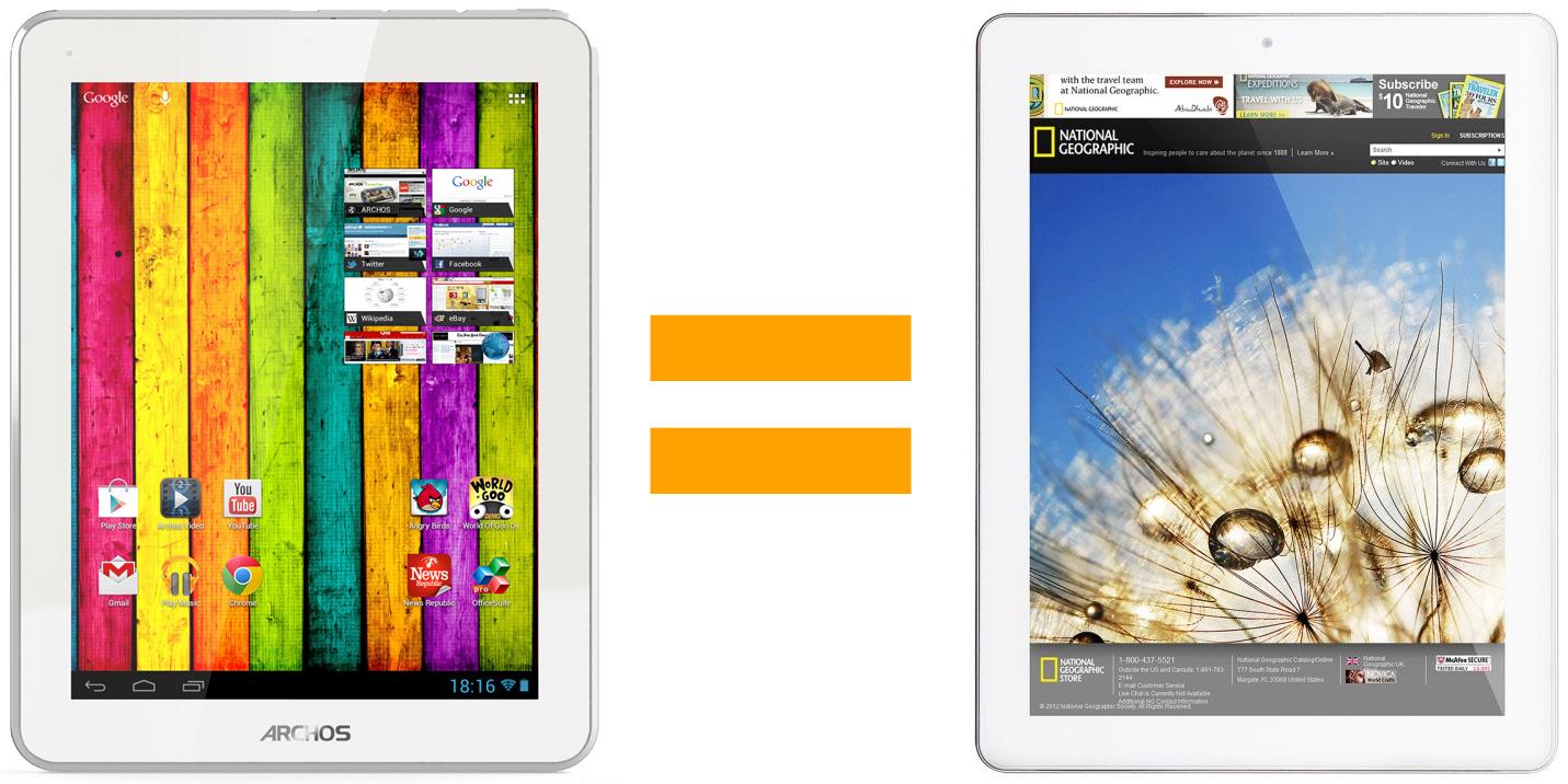 FCC-Dokumente belegen: Archos-Tablets sind China-Geräte von Onda