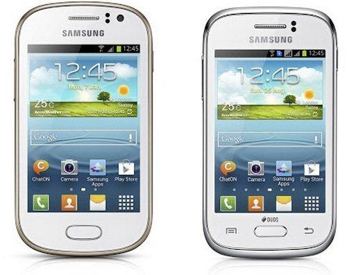 Samsung stellt Smartphones Galaxy Young und Galaxy Fame vor