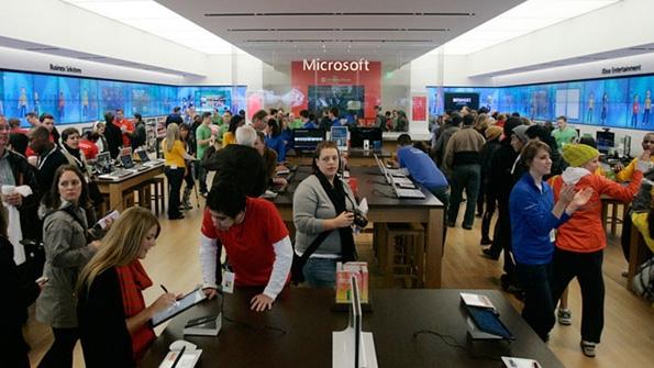 Microsoft Surface Pro komplett ausverkauft