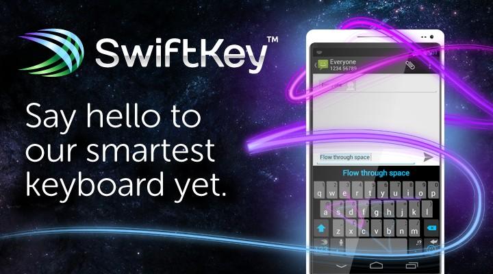 SwiftKey 4 mit Flow veröffentlicht