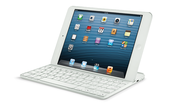 Logitech Ultrathin Keyboard Case für iPad mini