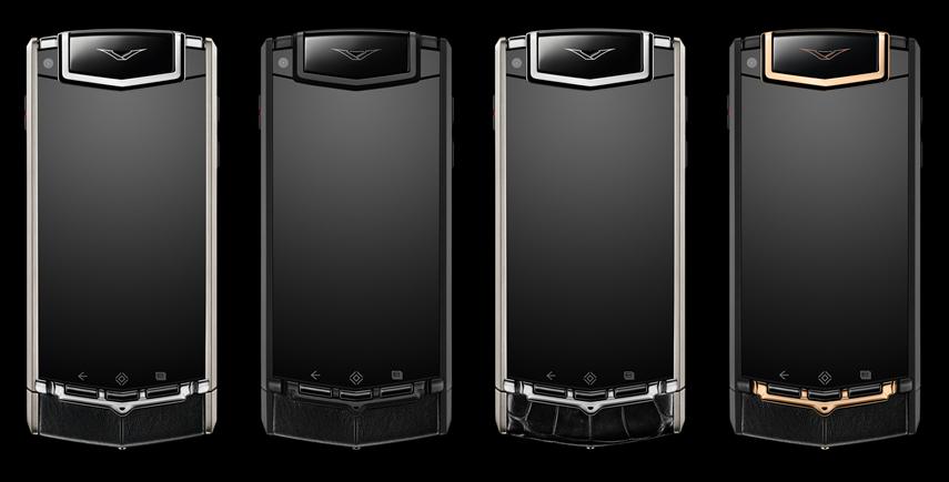 Vertu Ti – Erstes Luxus-Smartphone von Vertu mit Android ab 7900 Euro *UPDATE: Hands-on-Video & mehr*