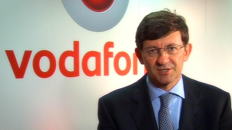vodafone vittorio colao Netzbetreiber auf dem MWC: Google & Apple sind böse   Die verzerrte Welt der Mobilfunkbosse