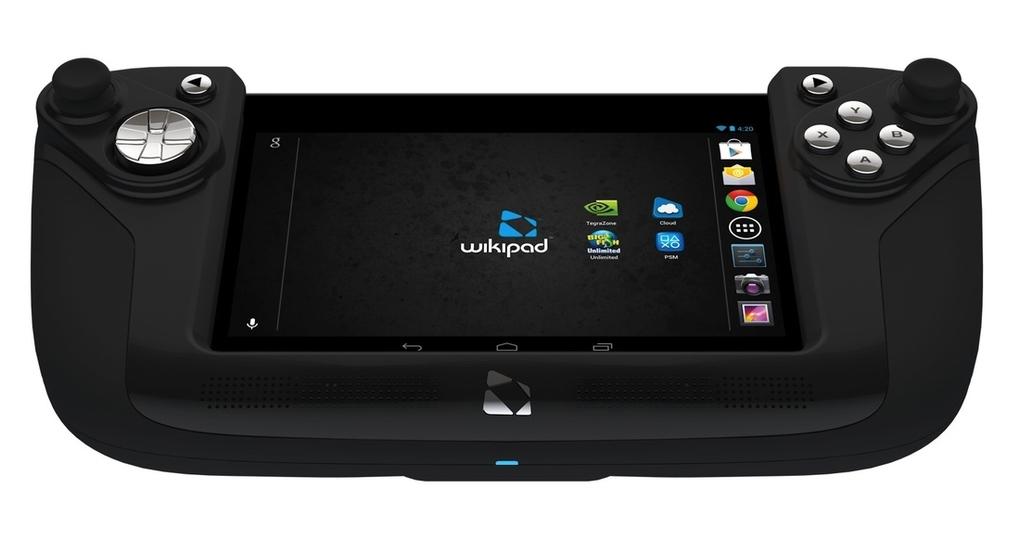 Wikipad Gaming-Tablet auf 7 Zoll geschrumpft – Ab dem Frühjahr für 250 Dollar erhältlich