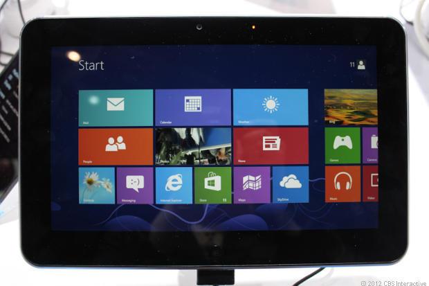 MWC: ZTE V98 10.1inch Tablet mit Windows 8 & Atom Dual-Core erstmals zu sehen