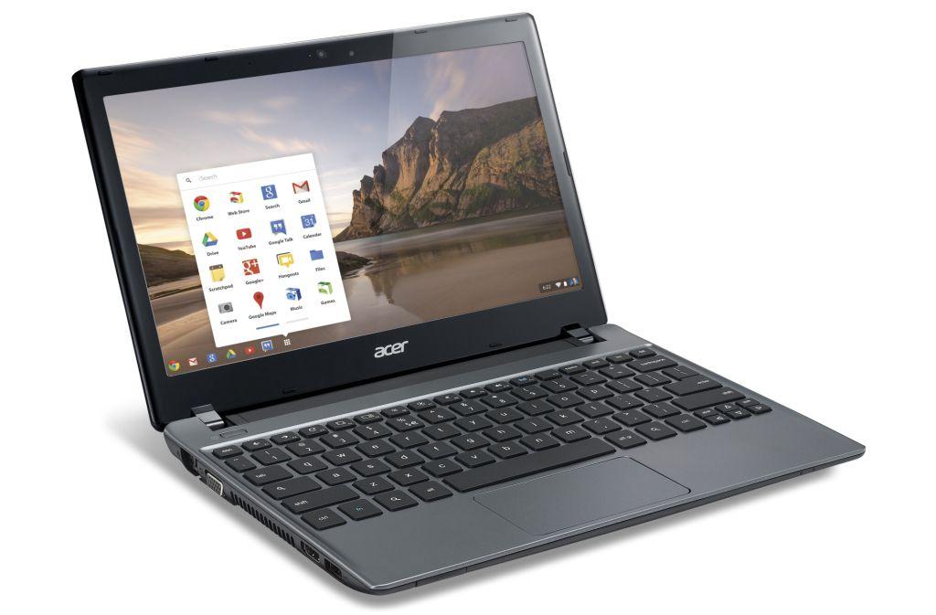 C7 Chromebook: Acer bessert bei Arbeitsspeicher und Akku nach