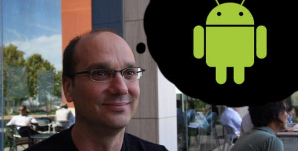 Andy Rubin tritt als Android Chef zurueck!