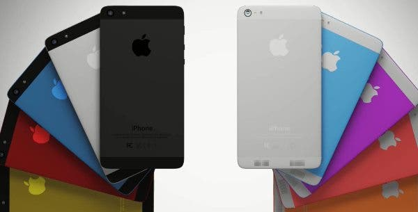 Apple iPhone 6 Konzept in 10 verschiedenen Farben [Video]