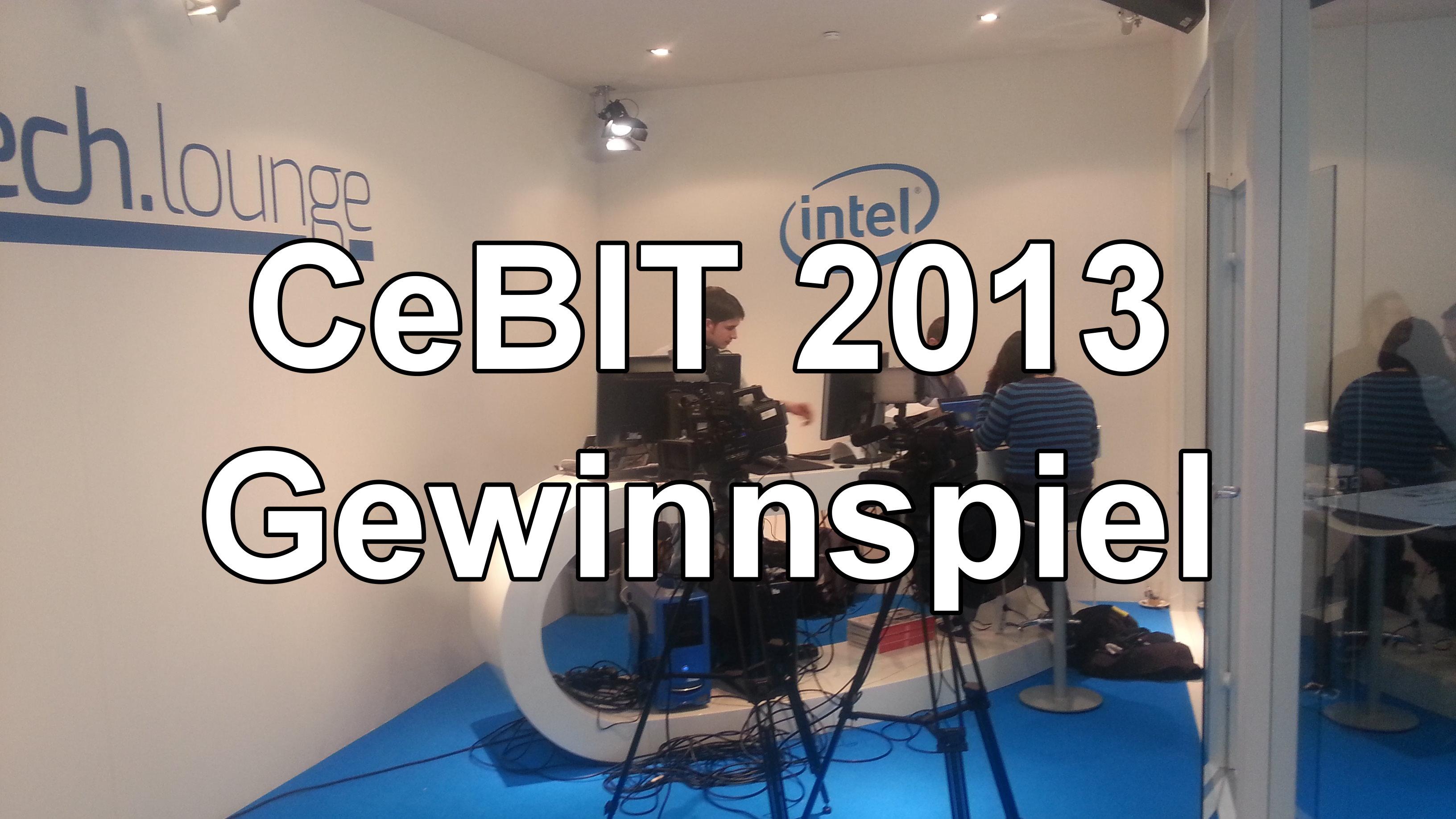 CeBIT Gewinnspiel – Ultrabooks, Tablets, Smartphones und viel Zubehoer – Heute letzter Tag!
